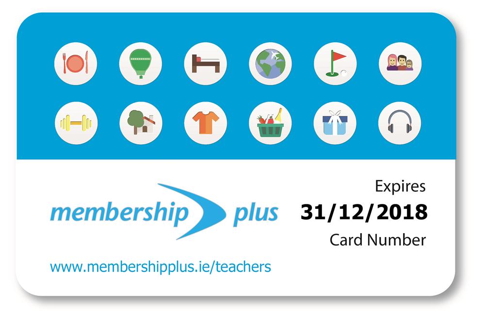 Membership Plus Card