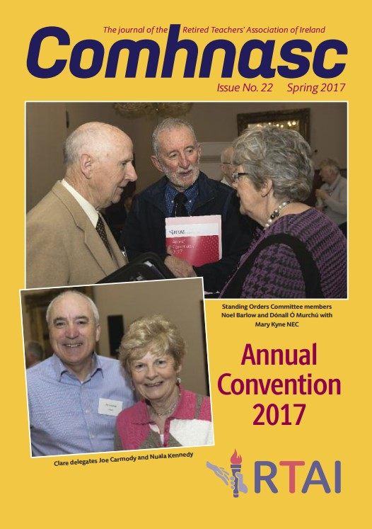 Comhnasc Issue 22